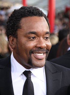 Lee Daniels on the red carpet of the 2010 Scre...