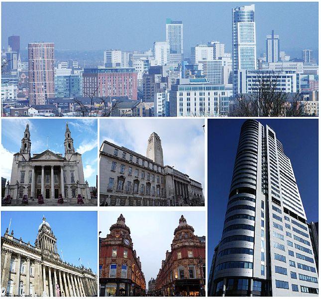 Photos of Leeds landmarks