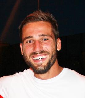 Leonardo Pavoletti Italian footballer