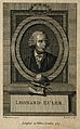 Leonhard Euler. Line engraving by T. Cook, 1787, after E. Ha Wellcome V0001801.jpg