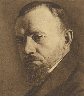 Leopold Staff Polish poet