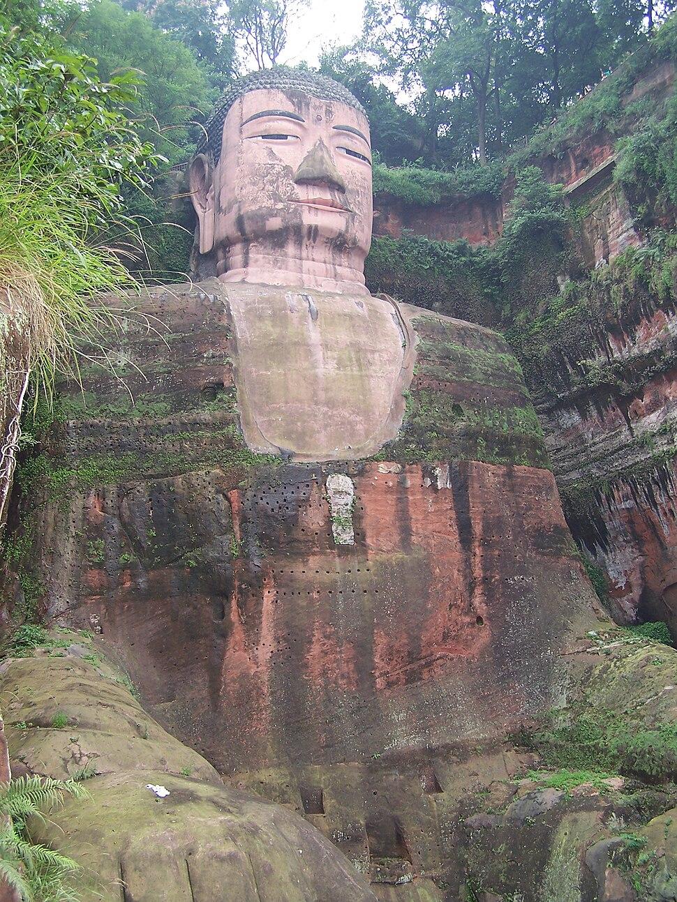 Leshan grosser buddha