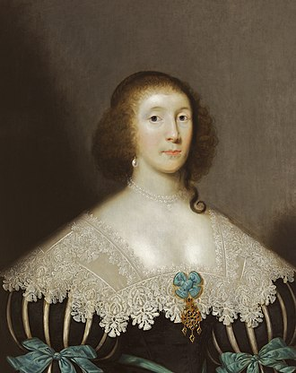 Lucius Cary, 2nd Viscount Falkland - Falkland's wife, Lettice Moryson
