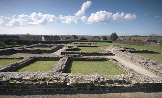 Letocetum - Remains of the 3rd Mansio