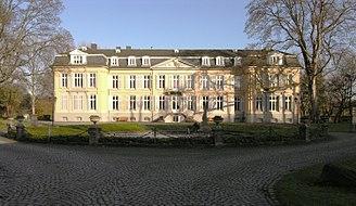 Leverkusen - Morsbroich Museum