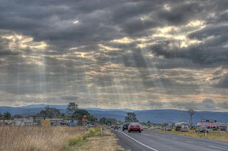 Lockyer Valley valley in Queensland, Australia