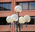 Lighting fixture - LEnfant Plaza - Washington DC - detail.JPG
