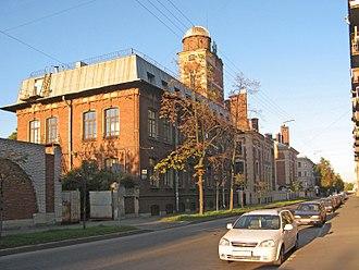 Sofia Panina - Ligovsky People's House, Prilukskaya Street