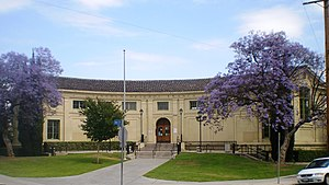Lincoln Heights, Los Angeles - Lincoln Heights Branch Library