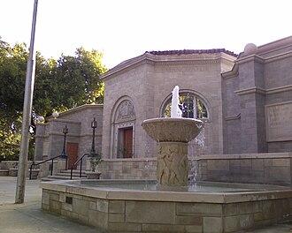Redlands, California - Lincoln Shrine