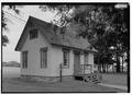 Lindenwald, Gate House, 1013 Old Post Road, Kinderhook, Columbia County, NY HABS NY,11-KINHO.V,1A-4.tif