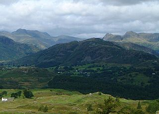 Lingmoor Fell mountain in United Kingdom