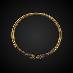 anonymous: Lion torc-Sb 2760