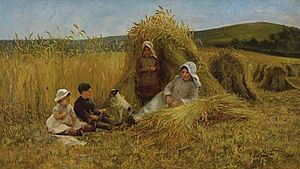 Lionel Percy Smythe - The Midday rest