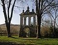 Liskowate, cerkiew Narodzenia Najświętszej Marii Panny, dzwonnica (HB4).jpg