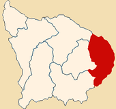 Location of the province Cotobambas in Apurímac.png
