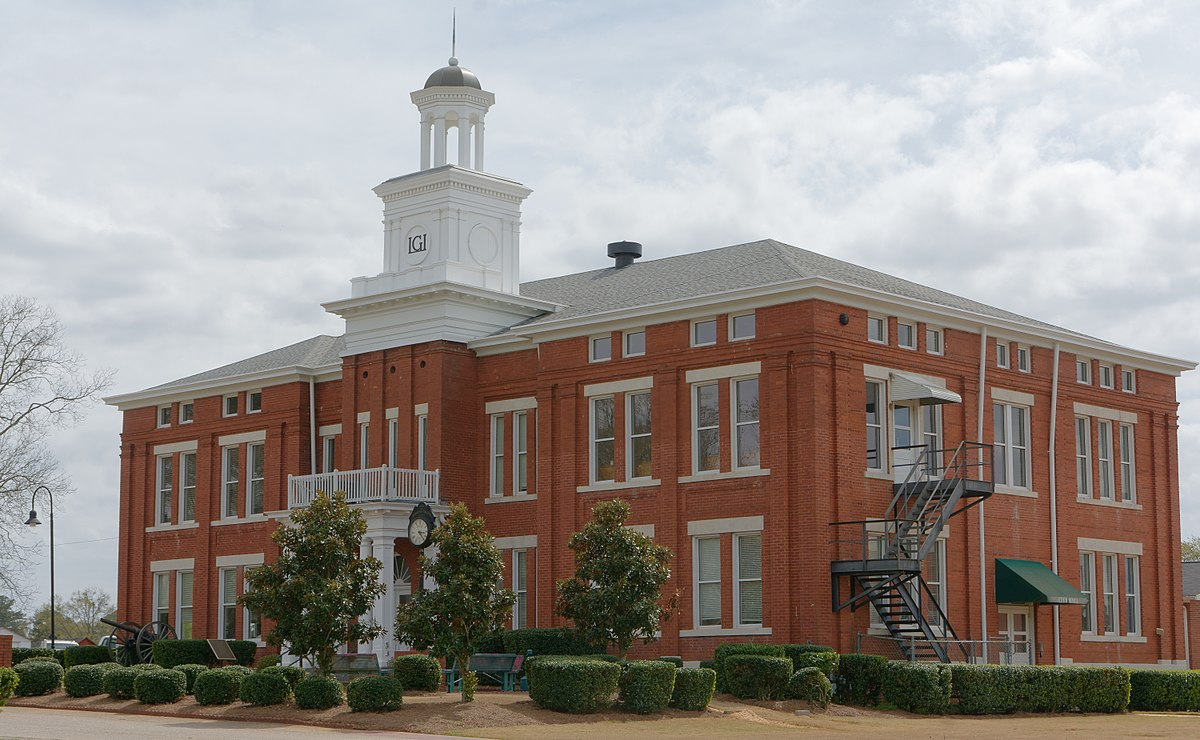 Henry County Ga Building