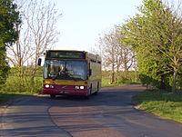 Lodz Nad Niemnem Autobus 88A