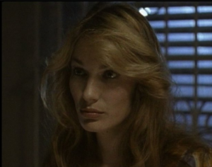 Loene Carmen - Loene Carmen as 'Sallie Anne Huckstepp' in 1995 Australian TV police corruption docu-drama 'Blue Murder'