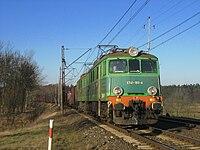 Lokomotywa ET41-189-A
