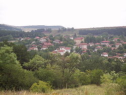 Skyline of Lokorsko