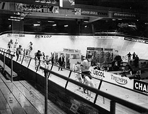 Six Days of London - The 1967 edition held at the Earls Court Exhibition Centre