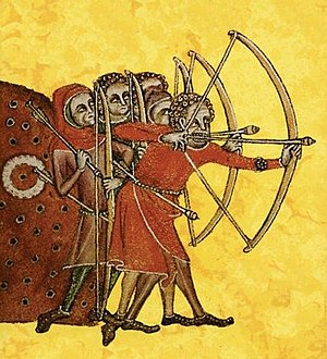 Potential energy - Archery is one of humankind's oldest applications of elastic potential energy