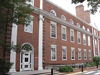 Harvard Graduate School of Education - Longfellow Hall