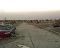 Looking like a war zone, this area in Oklahoma City, Oklahoma, was devastated by an F-5 Tornado with winds up to 230 miles per hour DF-SD-00-03219.jpg