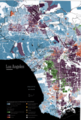 Los Angeles Segregation Map.png