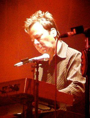 Lou Pardini - Image: Lou Pardini, keyboards, Chicago, 2013