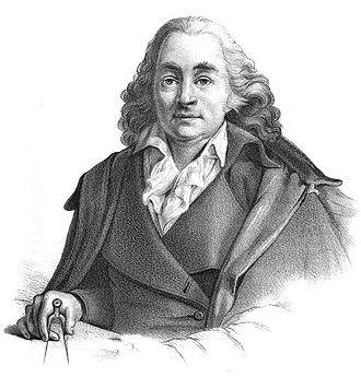Louis Jean Desprez - Louis Jean Desprez; posthumous lithograph by Henrik Wallgren (1795-1857), after a work done from life.