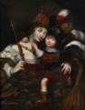 Louis de Caullery (attr) Queen and infant.png