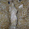 Lourdesgrot detail- beeld, Heilig Hartbeeld - Sambeek - 20340912 - RCE.jpg