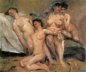 Frauengruppe (Freundinnen, große Fassung)