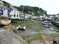 Low Tide in Polperro Harbour - panoramio (1).jpg