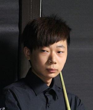 Lyu Haotian - Paul Hunter Classic 2014