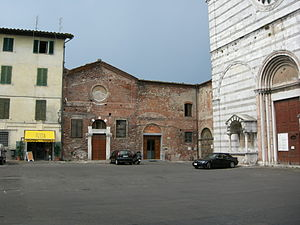 San Francesco, Lucca - Convent of San Francesco