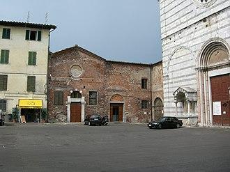 San Francesco, Lucca - Convent of San Francesco