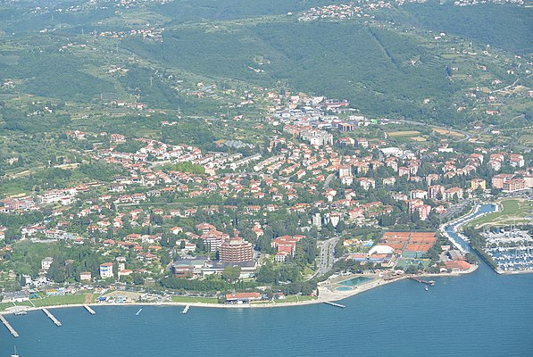 Lucija, Piran