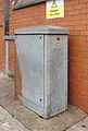 Lucy box on The Mall, Everton.jpg