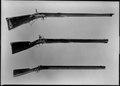 Luftbössa med blåsbälg i kolven, Sydtyskland eller Österrike ca 1775 - Livrustkammaren - 27659.tif