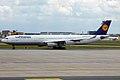 Lufthansa, D-AIGL, Airbus A340-313 (16456988935).jpg