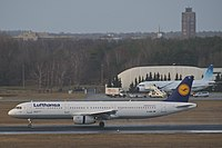 D-AIRL - A321 - Lufthansa