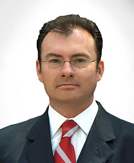 Luis Videgaray Caso Mexican politician