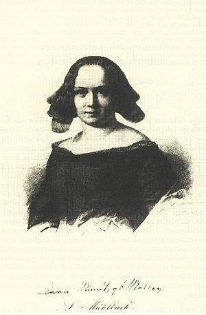 Luise Mühlbach - Luise Mühlbach.