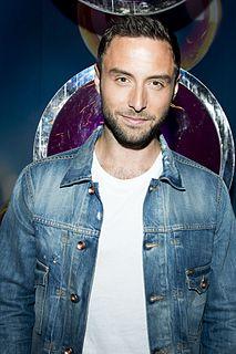 Måns Zelmerlöw Swedish singer and television presenter