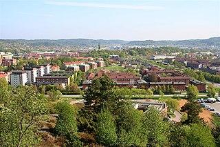 Mölndal Place in Mölndal Municipality, Sweden