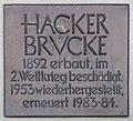 München, Hackerbrücke, Tafel 1984, 1.jpeg