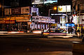 M.G. Road-Brigade Road Junction at night (1).jpg